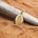 Medalla de plata Cristo de la Misericordia (1038477P)