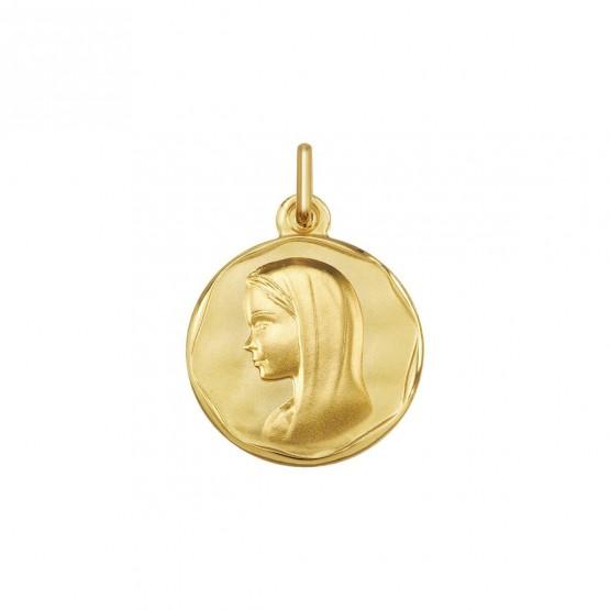Medalla de oro Virgen María