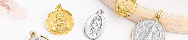 Medallas religiosas para sentir cerca tu fe  | MiMedalla.es